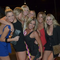 Sydney Hens Night Photography